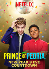 Prince of Peoria: New Year's Eve Countdown Netflix BR (Brazil)